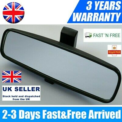 For Peugeot 107 Citroen C1 Renault - Interior Rear View Mirror 814842 1191379 Uk • 22.29£