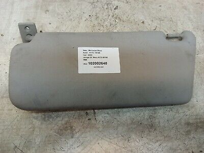 Mercedes Benz W168 A160 1997-2004 Sun Visor Driver Side Front O/S/F • 25£