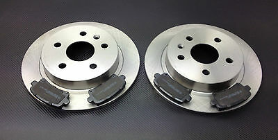 Vauxhall Insignia 2.0 Cdti Rear Discs And Pads 2008 - 2014 Brand New Oe Quality • 55.19£