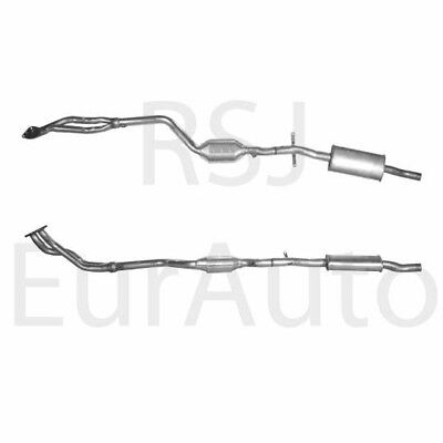 BM90817 Catalytic Converter BMW 318i 1.9i (E46) Coupe (M43 Eng) 4/99-2/01 • 120.02£