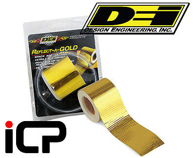 DEI Reflect A Gold Heat Reflection Protection Tape 2 X15FT • 34.95£