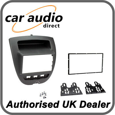 Connects2 CT23TY23 Double DIN Facia Plate For Toyota Aygo 2005> 2014 • 34.99£