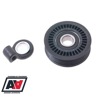 A/C Air Con Tensioner Pulley Adjuster Kit For Subaru Impreza Legacy Forester ADV • 14.94£