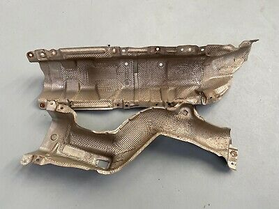 Renault Clio Mk3 197 200 Exhaust Heat Shield Front And Rear Sections • 45£