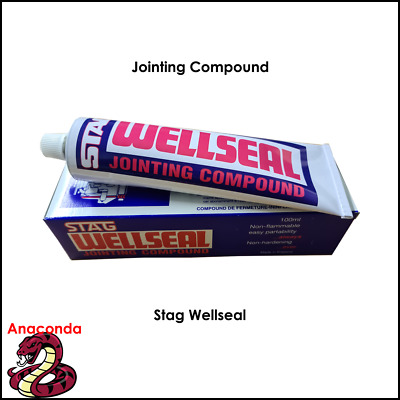 Head Gasket Compound Stag Wellseal Jointing Sealer Handy 100ml  • 12£