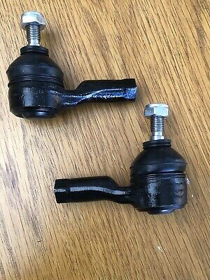Front Track / Tie Rod End Fits Vauxhall Corsa 2000 - 2006 One Pair • 9.95£