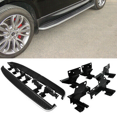 2x Running Boards Side Steps OE STYLE For Land Rover Range Rover Sport 2005-2013 • 129£