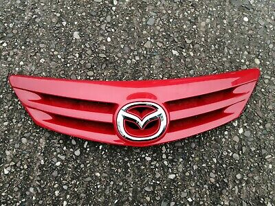 Mazda 3 Sport Front Bumper Grille Grill 2005 • 48£