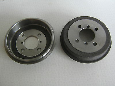 One Pair Of Brand New Triumph Herald And Spitfire Rear Brake Drums 201246 • 19.80£