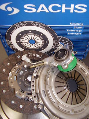 Skoda Octavia 2.0 Tdi Sachs New Dual Mass Flywheel And A Clutch Kit With Csc • 279.94£