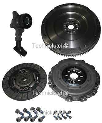 Ford Mondeo 1.8tdci 6 Speed Dual Mass To Single Flywheel, Clutch Kit, Csc, Bolts • 138.74£