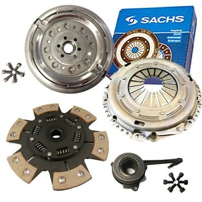 Sachs Dual Mass Flywheel And Paddle Clutch Kit For Audi Hatchback S3 2.0tfsi • 489.98£
