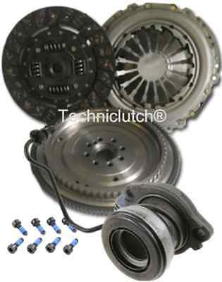 Dual Mass To Single Flywheel, Clutch Kit And Csc For Vauxhall Astra H 1.3 Cdti • 151.99£