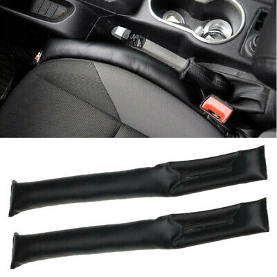 2x Universal Car Seat Gap Filler Pads Blocker Spacer Protector Leakproof Soft • 6.50£