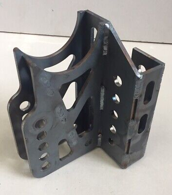 Panhard Mount Bracket Complete Brisca Atlas English Axle Ford Outlaws Oval Rally • 29.99£