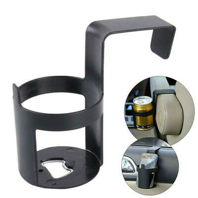 Auto Car Van Cup Holder Mount Water Drink Bottle Can Door Window Stand Universal • 6.39£