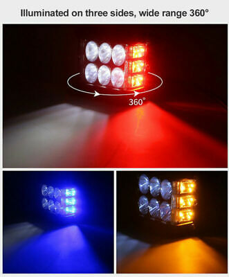 Side Shooter, LED Pods Light 4 Inch Off Road Dual Side For ATV SUV TRUCK • 12.99£