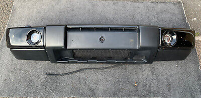 Land Rover Discovery 2 Black Front Bumper  • 295£