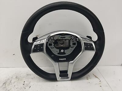 2012 MERCEDES E CLASS Multifunctional Black Steering Wheel With Paddle Shifters • 120£