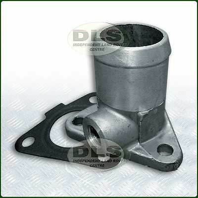 Water Housing Elbow And Gasket Land Rover Defender Td5,Discovery 2 Td5 (DA4697) • 18.90£