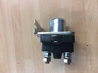 Land Rover Series 2, 2A & 3 Petrol Starter Solenoid  13H5952L • 8£