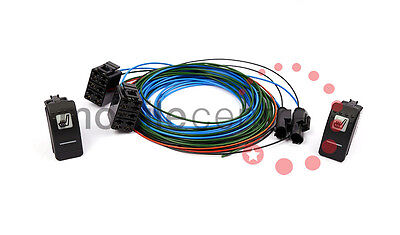 Land Rover Defender OEM Heated Seat Loom Harness Wiring Carling Contura Switches • 77.94£
