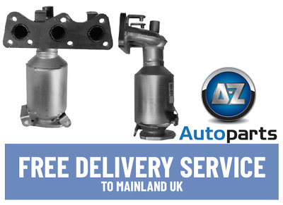 For Seat Ibiza Skoda Fabia VW Polo 1.2 04-10 Approved Catalytic Converter • 99£