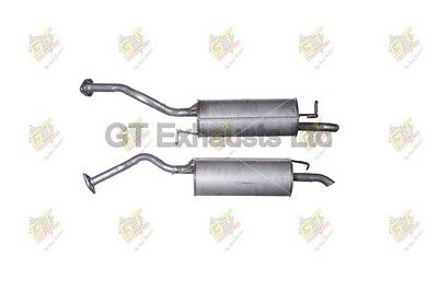 For Toyota Prius 1.5 Hatchback 2004-2010 Rear Exhaust Silencer- TY682J  • 49.20£