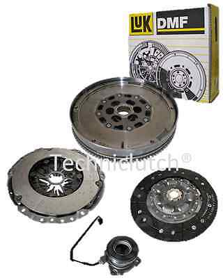 Vauxhall Zafira 1.7cdti 125 110 Dmf Luk Flywheel And Clutch Kit With Csc • 425£