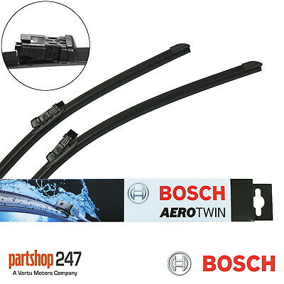 FOR MERCEDES-BENZ E-CLASS (W212) NEW BOSCH A826S Aerotwin Front Wiper Blades 13> • 20.06£