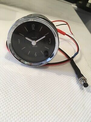 Smiths Car Clock Upgraded To Quartz With Guarantee • 145£