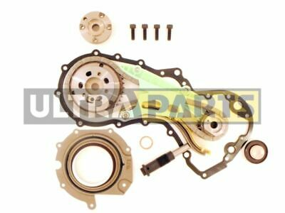 Full Super Timing Chain Conversion Kit Fits Ford (various) 1.8 8v (2002-2013) • 215.50£