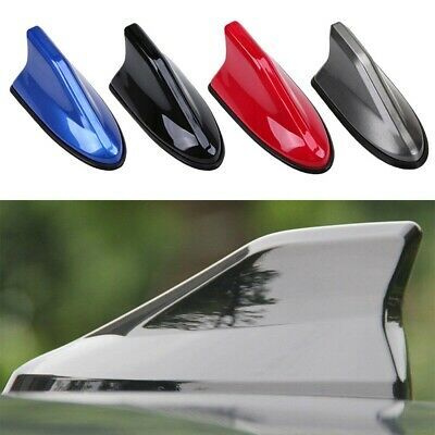 Universal Waterproof Car SUV Shark Fin Roof Antenna Radio AM/FM Signal Aerial • 6.01£