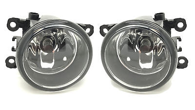 Pair Right OS Left NS Side Front Fog Spot Lights With H11 Bulbs For 1209177 • 19.14£
