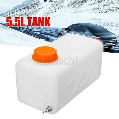 5.5L Car Fuel Tank Water Air Heater Diesel Accessories For 12V 24V 8KW 5KW Truck • 12.99£