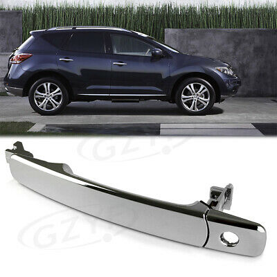 Front Left Driver's Side Outside Exterior Chrome Door Handle For Nissan Infiniti • 14.54£
