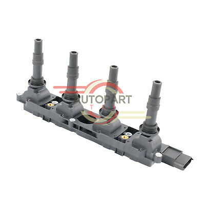 Engine Ignition Coil Pack Vauxhall Astra Mk4 Vectra B C Zafira Opel Signum 1.8 • 23.30£