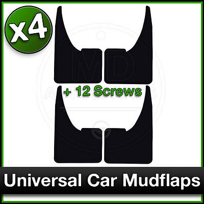 Mudflaps For VAUXHALL Rubber Car Mud Flaps SET (x 4) • 15.50£