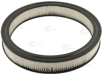 14  X 2  Replacement Round Air Cleaner Filter Element - Holley Edelbrock • 18.95£