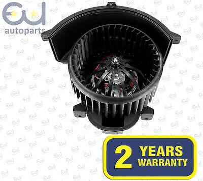 Heater Blower Motor Fan For Rhd Audi Q7 Porsche Cayenne Vw Touareg 7l0820021n • 55.99£