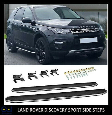 Side Steps Running Boards Land Rover Discovery Sport Oe Style New Aluminium • 128.99£