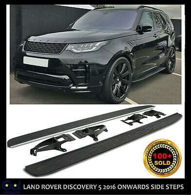 Side Steps Running Boards For Land Rover Discovery 5 2016 Onwards Oe Style New  • 169.99£
