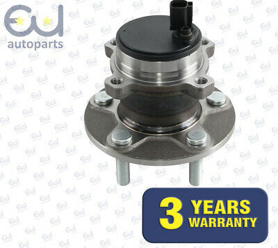 Volvo V50 1.6 1.8 2.0 2.4 D3 D4 D5 T5 Rear Wheel Bearing 5 Stud With Abs 2004>on • 34.99£