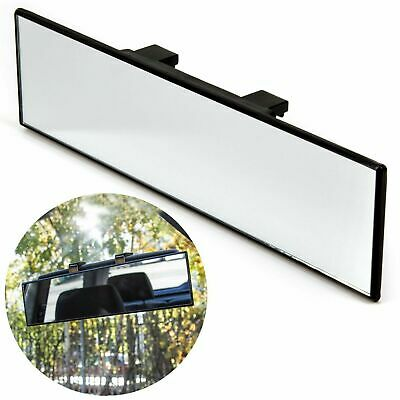 Universal Car Interior Clip On Wide Angle Rear View Mirror Driving Safety UK • 6.30£