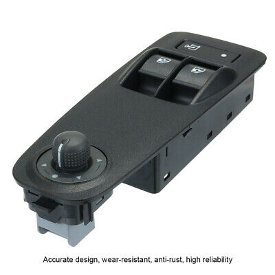 Fit For Peugeot Boxer Fit For Citroen Relay Fiat Electric Power Window Switch • 14.75£