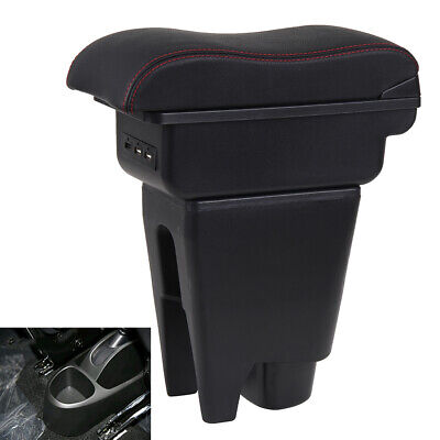 Double Layer Armrest Box For Toyota Aygo BJ Console Center Storage Box Arm Rest • 45.98£