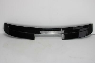Seat Ibiza Cupra 6j Rear Spoiler Wing 6j3071650 Diamond Black Lc9z (08-17) • 150£