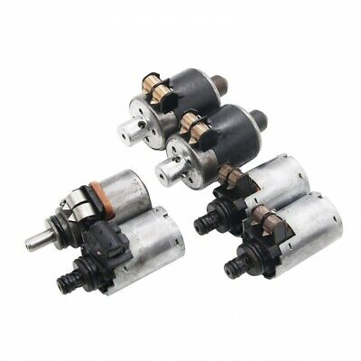 722.6 Transmission Solenoid Set 6pcs For Mercedes Benz 5-SPEED Automat Transmiss • 59.99£