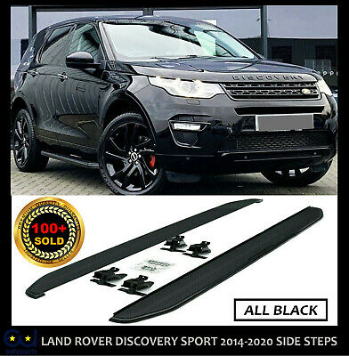 Side Steps Running Boards Land Rover Discovery Sport Oe Style All Black • 158.99£