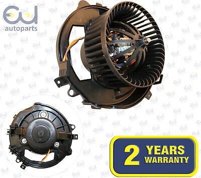 Heater Blower Motor Fan For Vw Golf Mk7 Passat (3g2, 3g5) Tiguan 5q2819021a • 43.95£